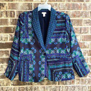 Chico's Women's Blazer Jacket Career